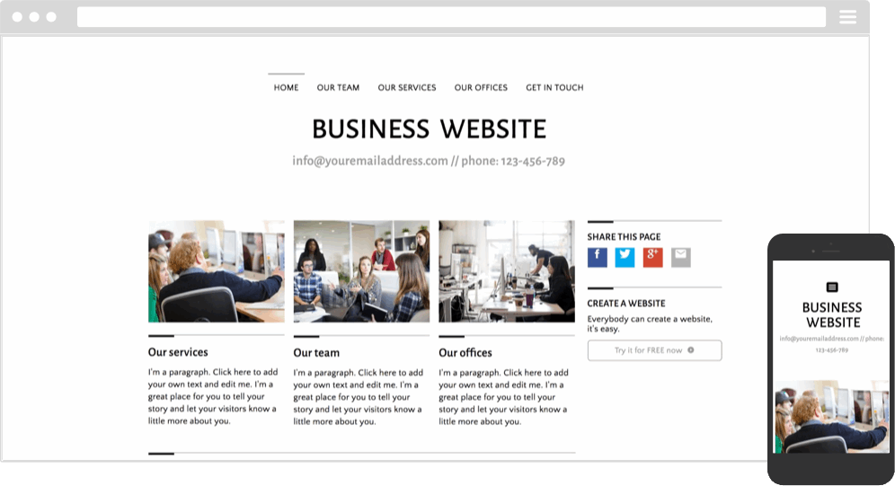 20 Reasons why your small business needs a Website…