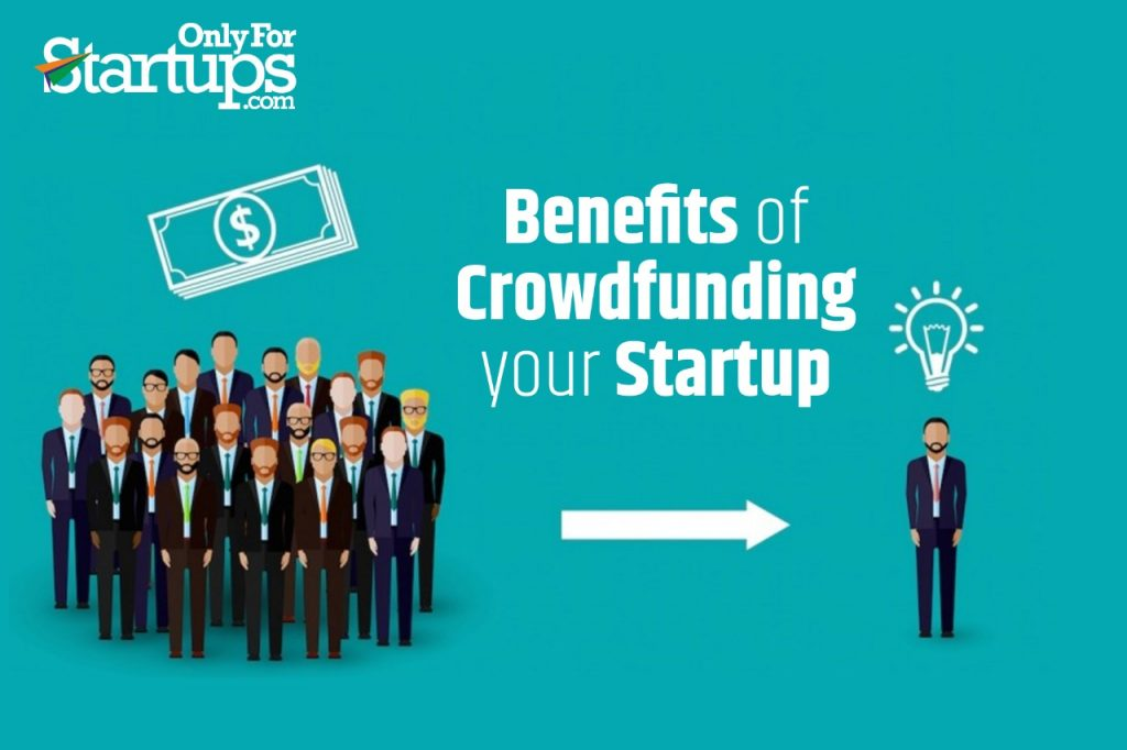 Benefits of Crowdfunding!