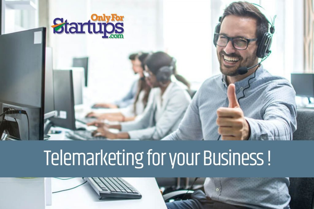 Telemarketing for your Business !