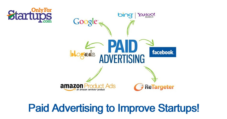 Paid Advertising to improve Startups!