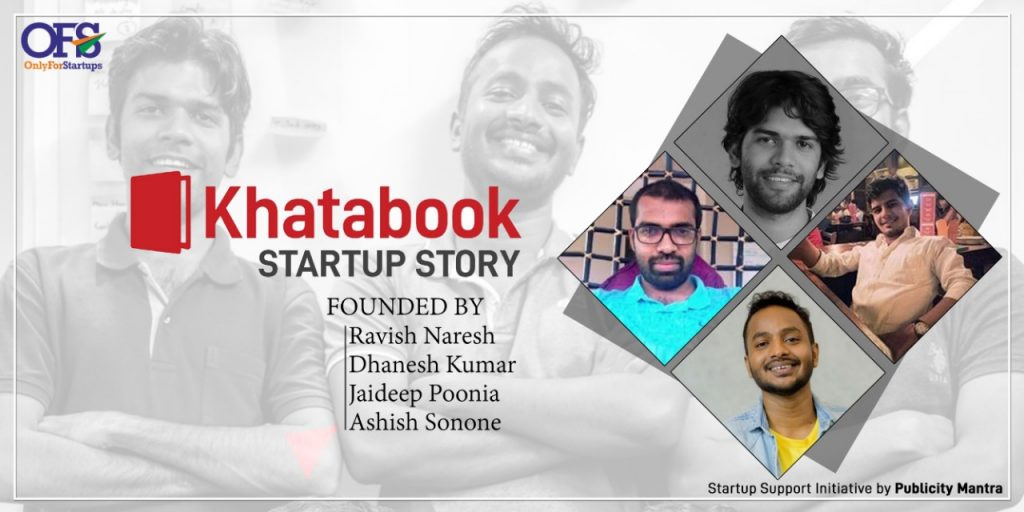 How KhataBook turns into Leading FinTech App In India